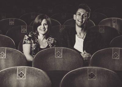 Scott Gilmour & Claire McKenzie, Noisemaker