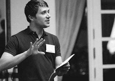 Michael Johnson, Creative Economy Innovation Leadership Fellow