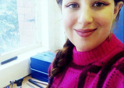 Jen Stewart, Nmarra
